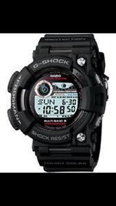 Casio Frogman- divers watch- ISO 200m- made in japan