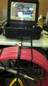 INSPECTION CAMERA, SEWER CAMERA, DRAIN SNAKE, FOR RENT Markham / York Region Toronto (GTA) image 2