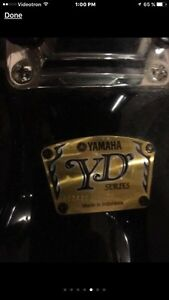 Yamaha YD series & drum cage