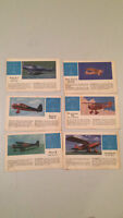 Airplane Identification Cards