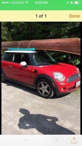 Cedar strip canoe. Incl all new gear