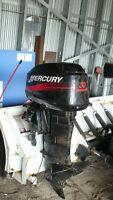 2001 30 HP Mercury, Parts