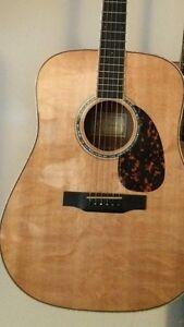 Guitar acoustique l'arrivée d05 usa