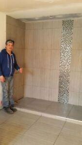 Pose et réparation céramique 514-266-7835 (Montréal)
