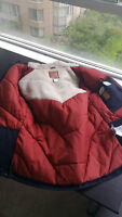 Jacket for winter men's size M