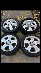Wanted: Ford Focus Wheels