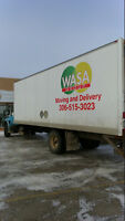 WASA MOVING 306-515-3023