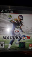 Madden 15 for Ps3