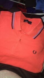 Genuine Fred Perry polo uk size S