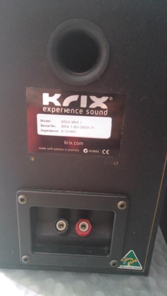 KRIX 5 1 Home Theater Speakers AUS Made   Speakers   Gumtree