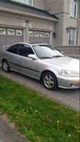 1999 Honda Civic Si (2 door)