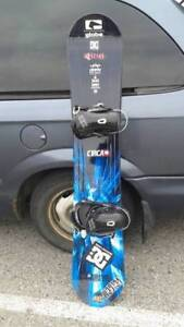 Awesome Lamar Mission 1540 snow board 154 cm in exc. cond.