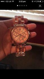 MK chronograph 66203 ladies watch