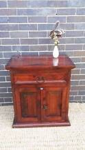 Small Solid Timber Sideboard Buffet Hall Table Cabinet Console Coogee Eastern Suburbs Preview