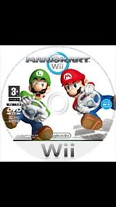 Looking for a Mario kart game for the wii