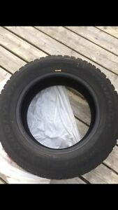 Winter tire (1) 225/65/R17