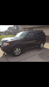 2011 Ford Escape 5 speed
