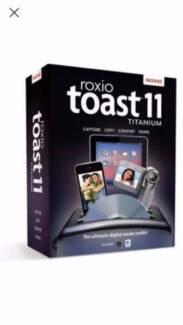 Toast 11 Titanium OS X Software - MAC