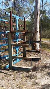 Steel Rack - 2830H x 1820L x 1240W 2nd Hand Loganholme Logan Area Preview