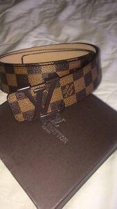 Louis Vuitton belt sale !