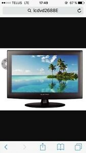 "TV 26 ""  ACL  TV / DVD / Combo"