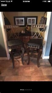 Bar Height Deluxe Chairs