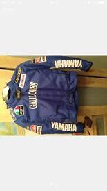 Valentino Rossi biking jacket