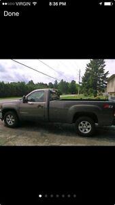 GMC Sierra 2008