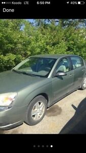 Chevy Malibu selling as is  London Ontario image 2