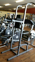 BodySolid Knee Raise/dip/Pull up station for Sale