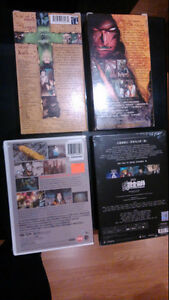 Cool Anime Movies for sale(2 seald DVD and 2 open VHS works good London Ontario image 2
