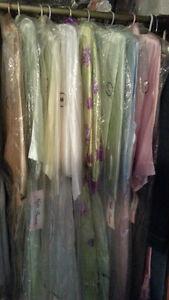 NEW - Wholesale LOT of Satin Robe, Nightgown, Hanger Sets x 6 Gatineau Ottawa / Gatineau Area image 4