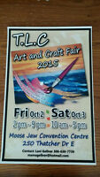 Calling all Artists and Crafters to the TLC Art and Craft Fair