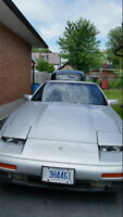 1987 NISSAN 300 ZX V6 T/TOP