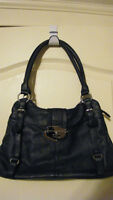 New Navy Blue Purse---Reduced