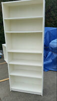 THEY ARE NOW SOLD    IKEA 'BILLY' BOOK CASES