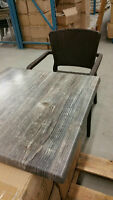 TERRACE TABLE TOP MODERN WOOD STYLE