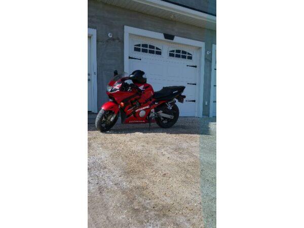 Used 1998 Honda CBR