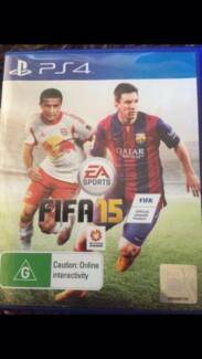 FIFA 15 (PS4) PERFECT LIKE NEW CONDITION! Bossley Park Fairfield Area Preview