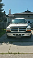 2003 Dodge Dakota 4 Door For Parts