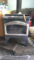 FIREPLACE WOOD FIRE OLD VINTAGE