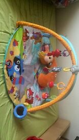 Fisher - Price Moonlight Meadow Deluxe Gym
