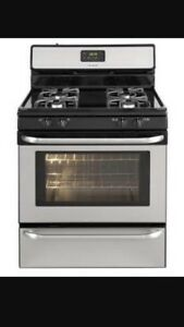 WANTED STAINLESS STOVE!!