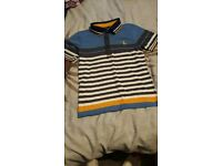 2 Boys polo shirts