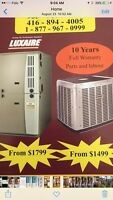 A-Z SYSTEMS          Heating and cooling