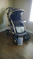 Graco neutral color baby stroller - Great condition