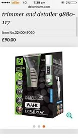 Whal beard trimmer