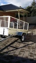 Trailer 8 x 5 Tipper w Ramp Gate Ascot Park Marion Area Preview