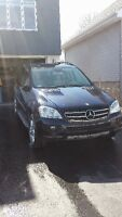 2008 Mercedes-Benz M-Class Ml350 VUS, Navy/Bluetooth