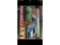 Micro Scalextric set